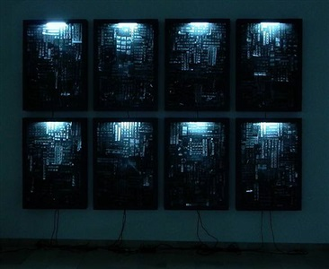 contacts by christian boltanski