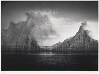 wave, scarborough, yorkshire, england by michael kenna
