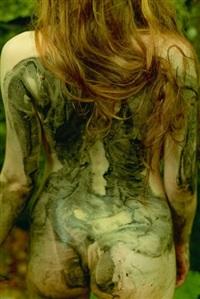 amanda (green soot) by ryan mcginley