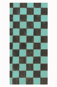 checkerboard by sherrie levine