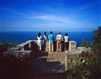 staring at the sea #2 by weng fen (weng peijun)