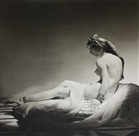 odalisque ii by horst p. horst