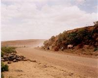 ethiopian landscape iv by richard billingham