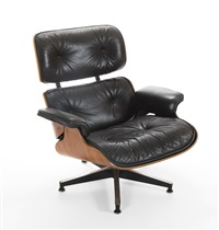 armchair by charles and ray eames