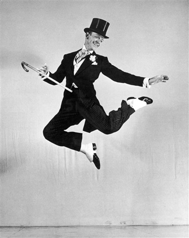Fred Astaire, Putting on the Ritz par Bob Landry sur artnet