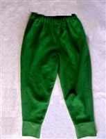 costumes for covent garden london - green plain trousers by david hockney