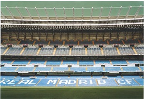bernabeu by hannah collins