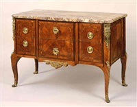 jacques-laurent cosson, commode by jacques-laurent cosson