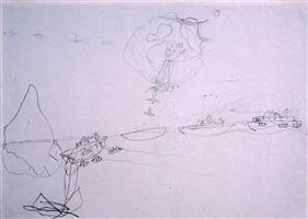 verkehr zwishen erde und himmelskörper by joseph beuys
