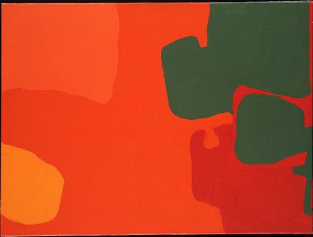 november 21: 1968 by patrick heron
