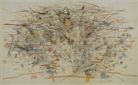 renegade delirium by julie mehretu