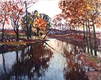 reflections by walter emerson baum