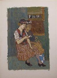 two women by joseph solman