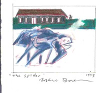 spider man by marc baseman