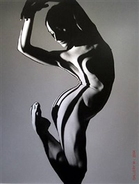passion & line: shannon chain #3 by howard schatz