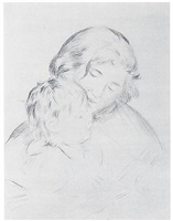 mere et enfant (jean renoir), stella 10 by pierre-auguste renoir