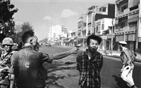 street execution of a viet cong prisoner, saigon by eddie adams