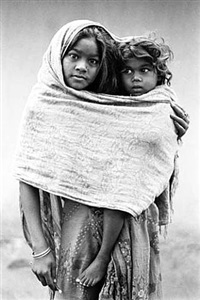 untouchable children, india by eddie adams