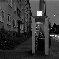 telephone booth by miao xiaochun