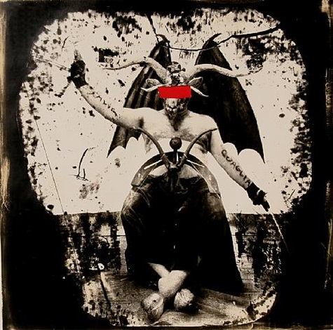 the devil giving death power over life by joel-peter witkin