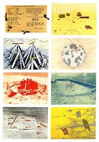 7 childlike uses of warlike material by robert filliou