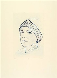 untitled (sophie) by thomas schütte