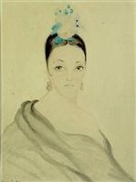 espagnole, c. 1926/1927 by francis picabia