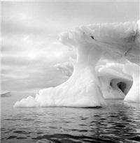 iceberg ii, disko bay, greenland by lynn davis