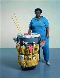 queenie ii by duane hanson