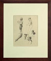 figure studies for