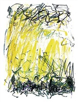 sides of a river ii by joan mitchell