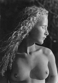 standing on water by jock sturges