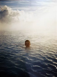 wading by ryan mcginley