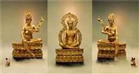 incarnation by wang qingsong