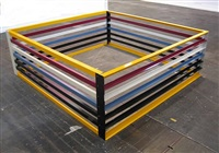 cubed revision screen by liam gillick
