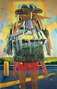 death comes to us all by dana schutz