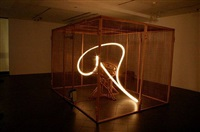 light perpeptual i by conrad shawcross