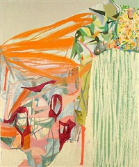 cliff 1 by amy sillman