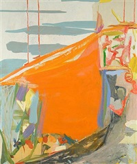 cliff 2 by amy sillman