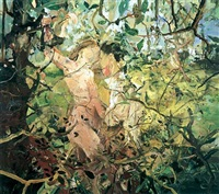 teenage wildlife by cecily brown