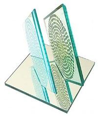 glass mirror by gencay kasapci
