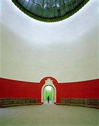 ukranian pavillion by andrew moore