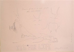 its for life by tracey emin