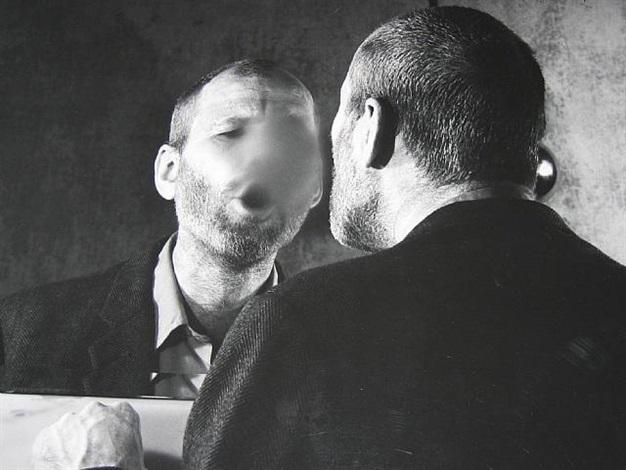 autoportrait by dieter appelt