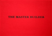 the master builder (portfolio of 13 works) by chris burden