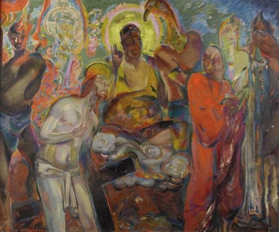 mens gods by henry mccarter