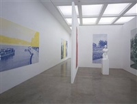 installation white cube, hoxton square, london by katharina fritsch