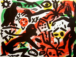 the situation now by a.r. penck