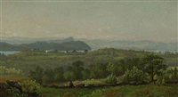 hudson river looking toward haverstraw by john frederick kensett