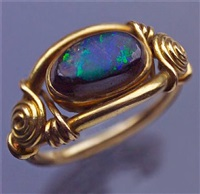 celtic style ring by tiffany & company